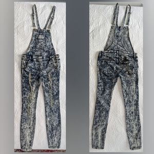 SP Black Label   Distressed overalls   small